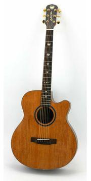 Limited Edition Model Akustikgitarre mit