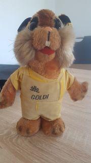 Steiff Hamster Goldi Commerzbank