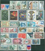 Frankreich postfrisch Jahrgang 1966 komplett