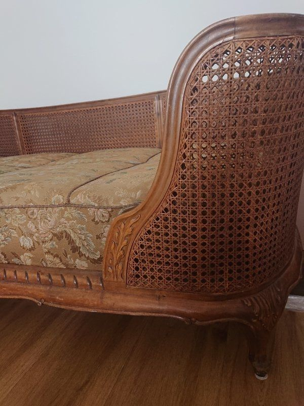 Daybed Sofa Chaiselongue Vintage Wiener