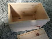 Zirbenholz Aufbewahrungsbox
