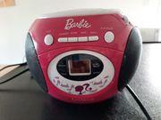 Barbie CD Player und Radio