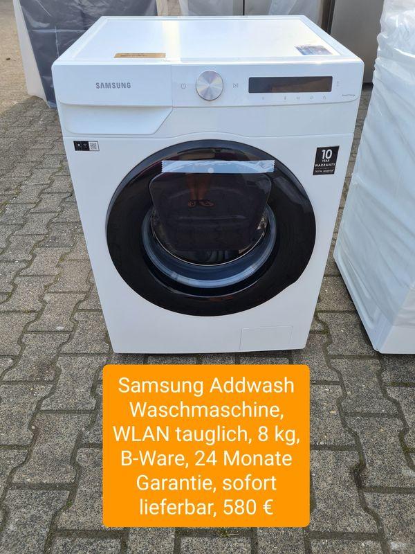 Samsung Addwash Waschmaschine WLAN tauglich