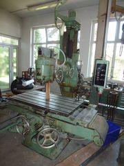 Universalfräsmaschine Bohner Köhle B3 SFL