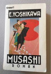 Musashi von Eiji Yoshikawa Buch