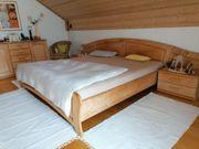 Schlafzimmer komplett sehr gut erhalten