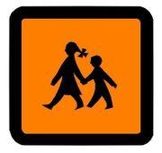 Fahrer in für Schülerbeförderung in