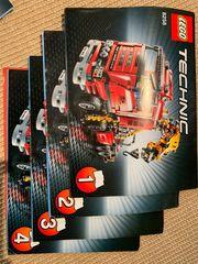 Lego Technic 8258 Truck mit