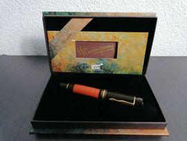 Montblanc Meisterstück Hemingway Füllfederhalter