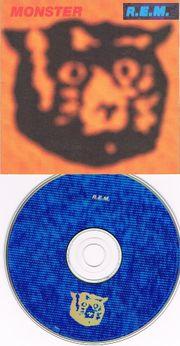 CD - R E M REM -