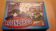 Verkaufe das Spiel AEG Affenlabor