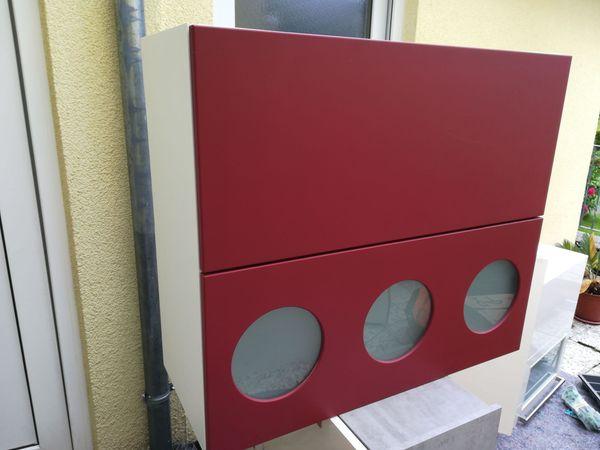 Wandschrank Schüler Faltenklappe Tür (Hochwertig)