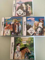 4 Nintendo DS Pferde Spiele