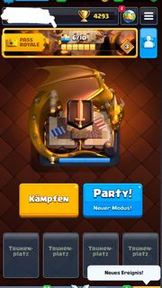 CR Account Level 10 alle