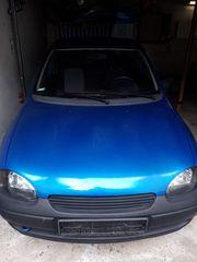 Opel Corsa B zum schlachten