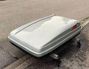 Dachbox Jetbag Thule mit Dachträger