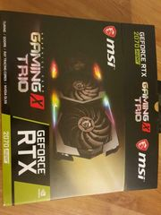 MSI RTX 2070 super Trio