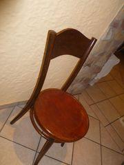 6 Bistro Stühle