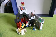 Großer Lego Castle Lion Knights