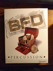 FXpansion BFD Percussion