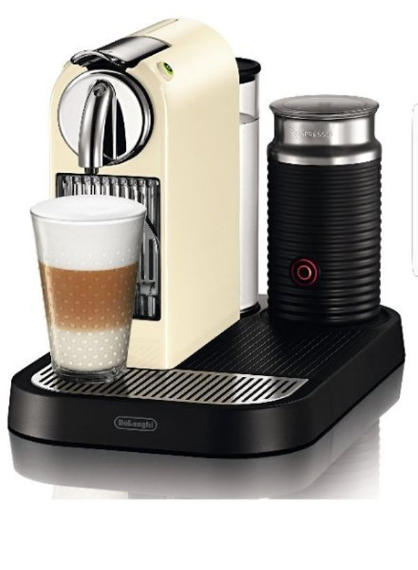 DeLonghi Nespresso Citiz Milk EN266