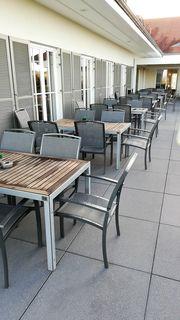 Gastro Outdoormöbel - Terrasse