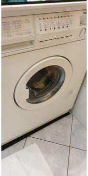 Bosch Waschmaschine und Trockner in