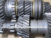Reparatur Getriebe Schaltgetriebe Mercedes 190SL