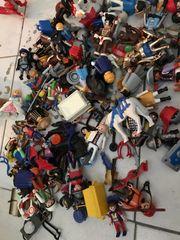 Playmobil Figuren bzw Spielsammlung