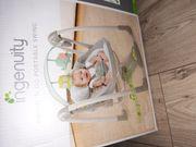 Babywippe schwingbar elektrisch