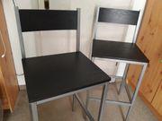 2er Set Barstühle