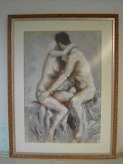 Gemälde - Mischtechnik von Berger Edgar -