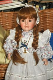 Puppe Desiree 50 cm groß