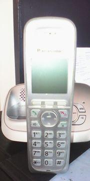 PANASONIC KX-TG6521 schnurloses Telefon mit