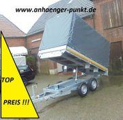 Anhänger Grosser Kipper 2700 kg