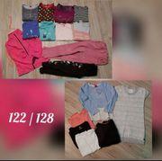 122 128 Longsleeves Rolli Shirt
