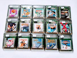 Nintendo, Gerät & Spiele - Nintendo Gameboy Spiele Color Classic