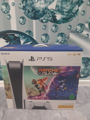 PS5 Playstation Disc Edition mit
