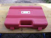 Lagerabzieher-Trennmessersatz im Koffer Universal-Nagelneu und