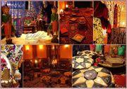 Orientalische Indische Luxus Palast Beduinen