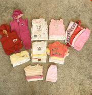 Kleidungspaket Baby Mädchen Gr 62