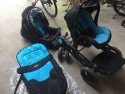 Kombi Kinderwagen Set