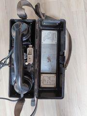 Feldfernsprecher Feldtelefon von 1943