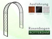 Metall Rosenbogen Pergola Gartenbogen Torbogen