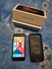 iPhon 6S Schwarz mit zusatz