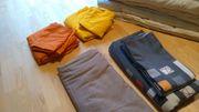 verkaufe Decken plus Bettwäsche mit