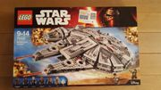 Lego StarWars Millennium Falke OVP
