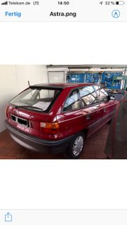 Opel Astra F TOP Zustand