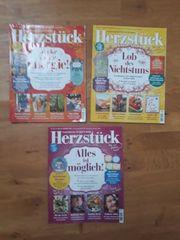 Herzstück 3 Zeitschriften spirituell