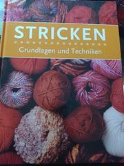 Buch Stricken Grundlagen und Techniken